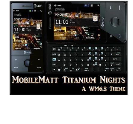 MobileMatt Titanium Nights