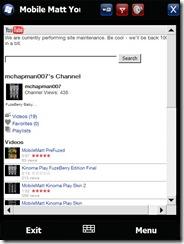 Mobile Matt Youtube