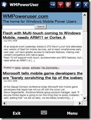 WM Power User