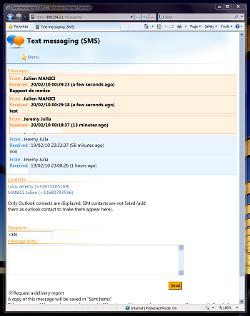 winmowifirouteraccess sms